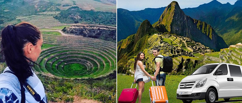 Recogida en el Aeropuerto y Visita al Valle Sagrado