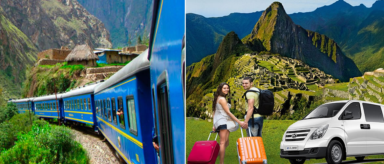 Traslados a la Estación de Tren de Ollantaytambo y Poroy