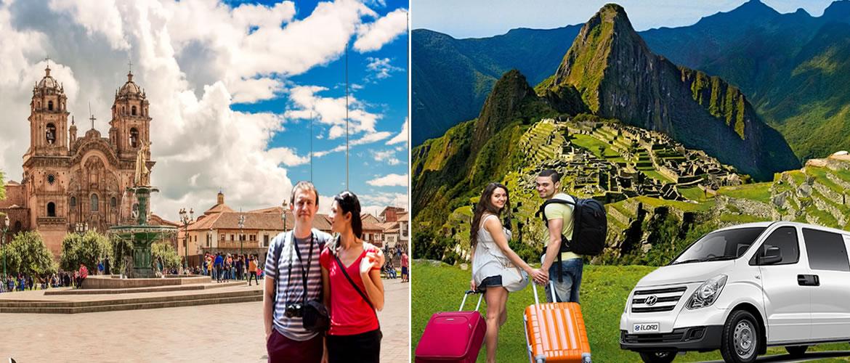 Como ir del Aeropuerto de Cusco a la Plaza de Armas?