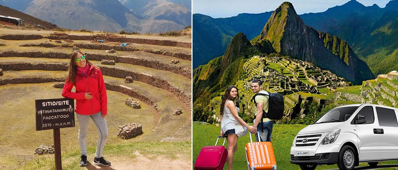 Aeropuerto de Cusco a Ollantaytambo