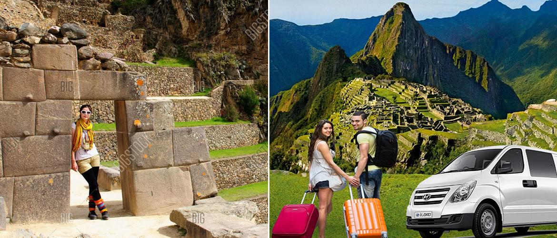 Traslado Ollantaytambo a Cusco