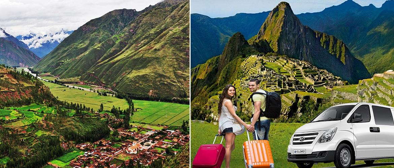 Servicio de Taxi Cusco a Valle Sagrado
