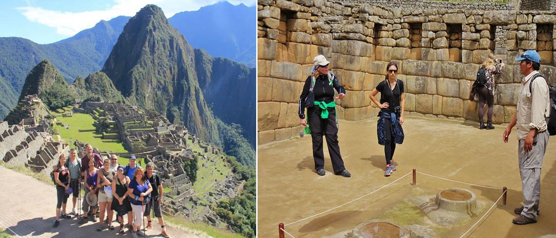 Contratar Guía para Visitar en Machu Picchu