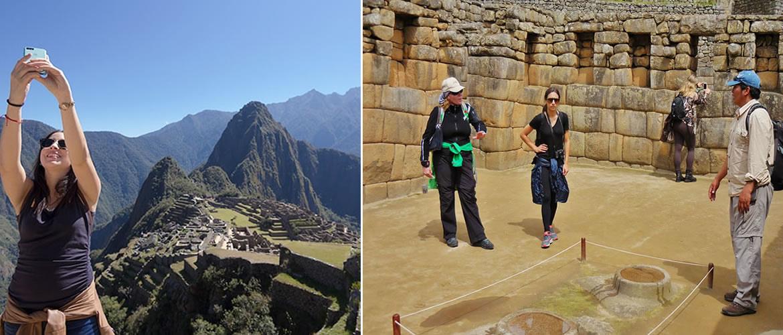Cómo Visitar Machu Picchu con Guía