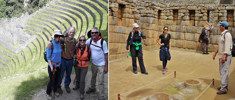 Recorrido Guiado por las Ruinas de Machu Picchu