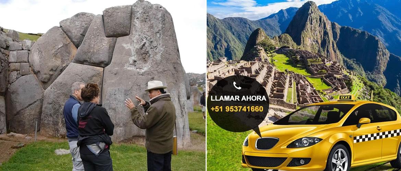 Cusco Ollantaytambo Transporte Turistico