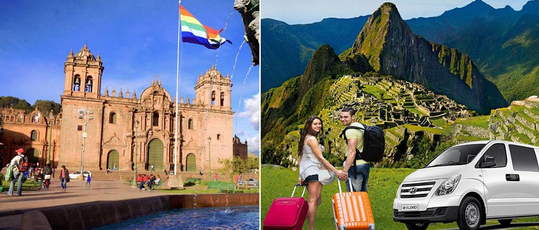 Transportación Terrestre y Traslados en Cusco