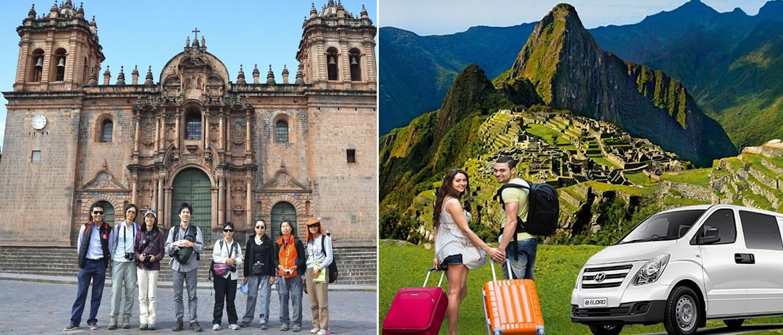 Traslado para llegadas al Aeropuerto de Cusco