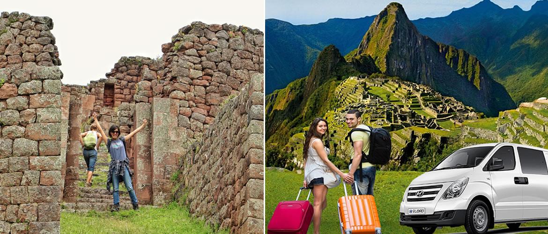 Como llegar de Ollantaytambo a Machu Picchu