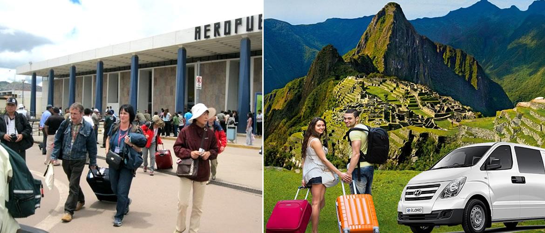 Traslados en Transporte Turistico Peru