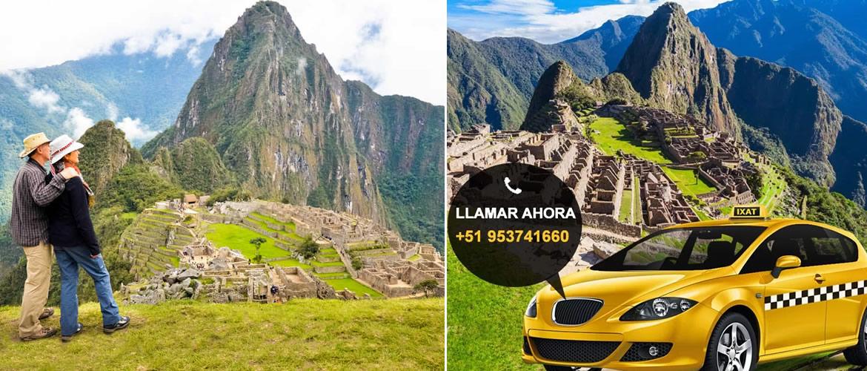 Compra tu Pasaje en Carro para Machu Picchu por Hidroeléctrica