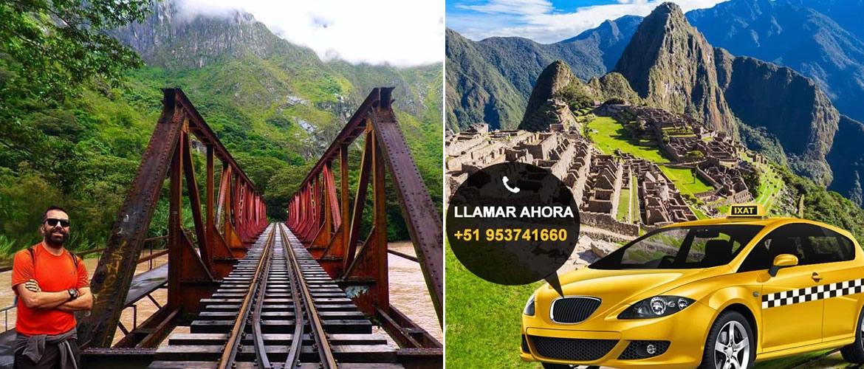 Pasajes de Cusco hasta Hidroeléctrica para ir a Machu Picchu