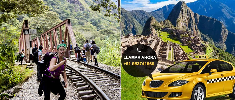 Transporte Turistico para Llegar a Machu Picchu por Hidroeléctrica