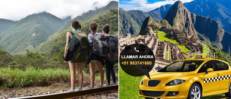 Viaja a Machu Picchu en Carro por Hidroeléctrica
