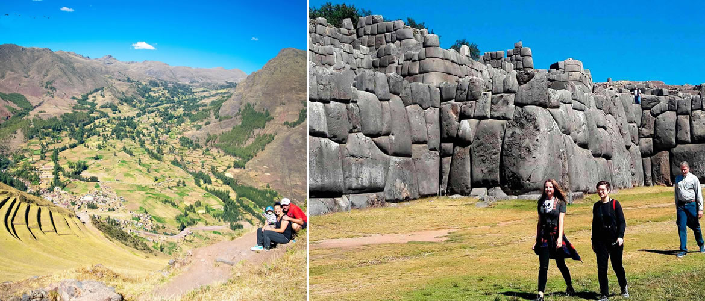 Como Recorrer el Valle Sagrado de los Incas