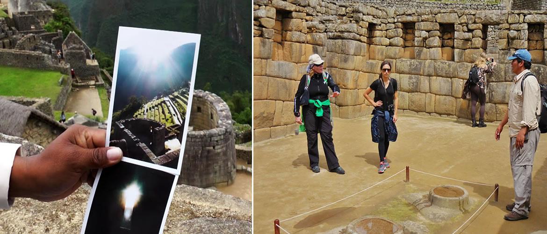 Guía Profesional de Turismo en Machu Picchu