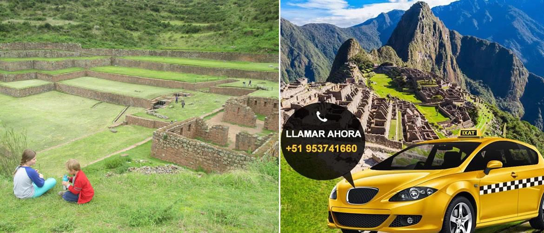 Excursion al Valle Sagrado de los Incas en Transporte Privado