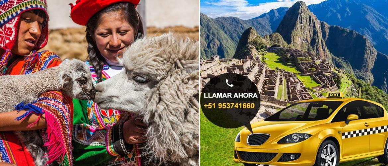Busco Transporte desde Valle Sagrado de los Incas