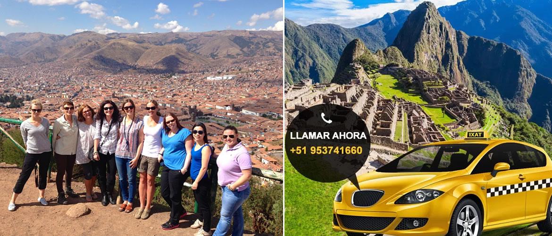 Explora Cusco en un Transporte Turístico