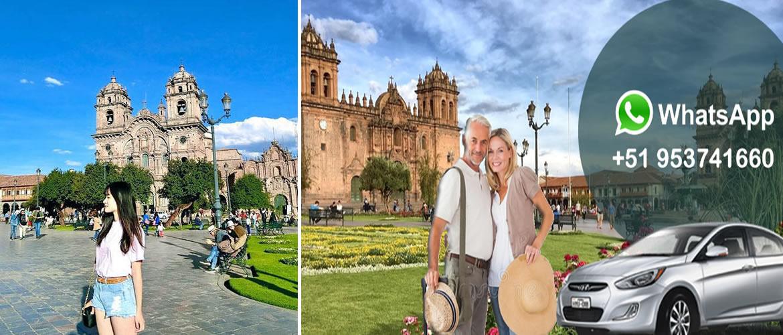 Servicio de Transporte en Cusco