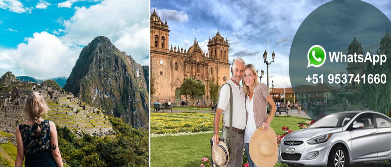 Taxi Cusco Machu Picchu