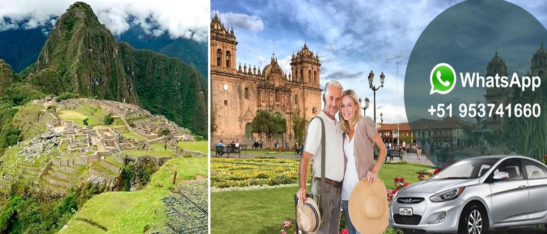 Traslados o Recojos en Cusco
