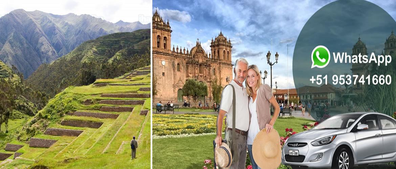 Taxi de Cusco a Urubamba