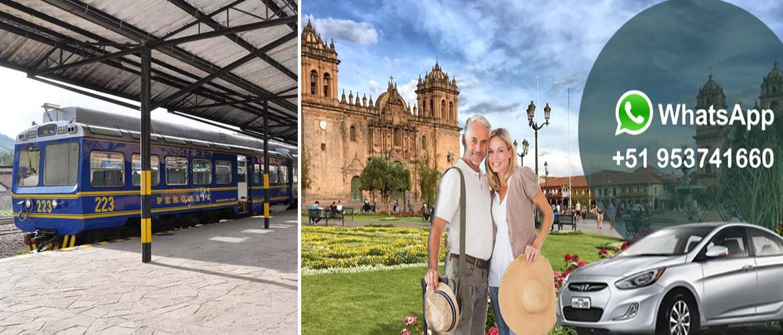 Taxi de Cusco a Poroy